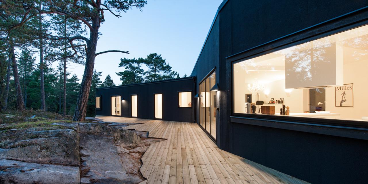 arkitektenes hus restaurant